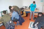 Arduino-Workshop mit Prof. Gräfe